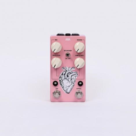 Ltd Pink AMA (reverb w/ oscillator + bit crusher)