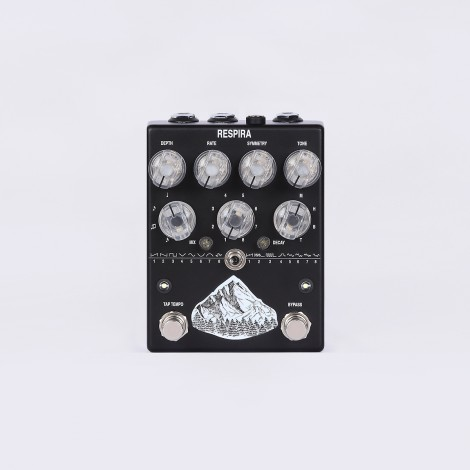 RESPIRA (shimmer reverb + multimode lfo tremolo) - limited black