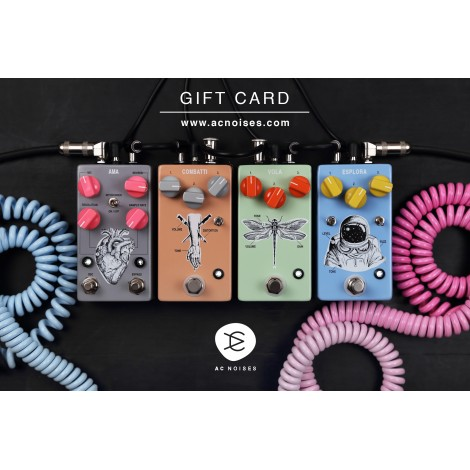 AC noises Gift Card